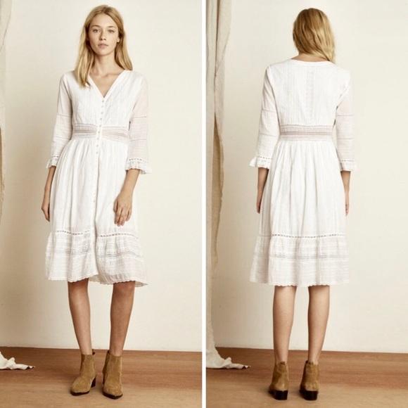 Velvet by Graham & Spencer Dresses & Skirts - NWT Velvet by Graham & Spencer Angi Lace Dress